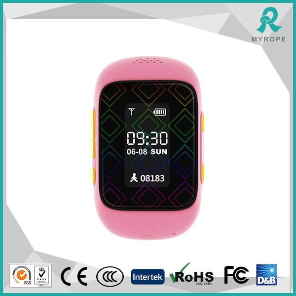 Kids smart watch with SOS GPS sim slot phone call function R12