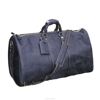 Custom design Genuine leather luggage travel bag duffle bags