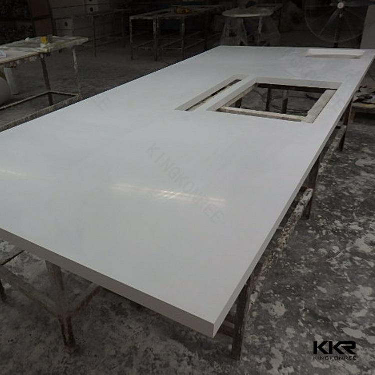 one piece cheap shop composite quartz stone countertop. Black Bedroom Furniture Sets. Home Design Ideas