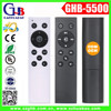 GHB-5500 12 KEY 2.4G remote controller Air Mouse for Android TV BOX 3D Wireless Air Gyro Mouse Andoroid Air Mouse