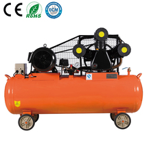 Factory Cheap Price Used Belt Driven Air Compressor