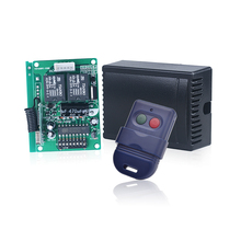 Low Price Wireless Remote Control with RF Transmitter and Receiver