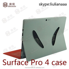 Flip Stand Folio Silicone Case Smart Cover for Surface 4 Surface pro 4 12 inch Tablet PC