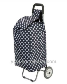 Fashion Shopping Trolley