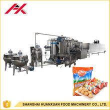 Professional Manufacturer Hard Candy Line With Advanced Technology