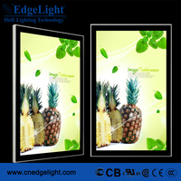 Outdoor Display Wall Hanging LED Store Front Light Box