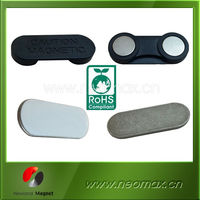 High quality Plastic Magnetic Badge/Magnetic Clip/name badge