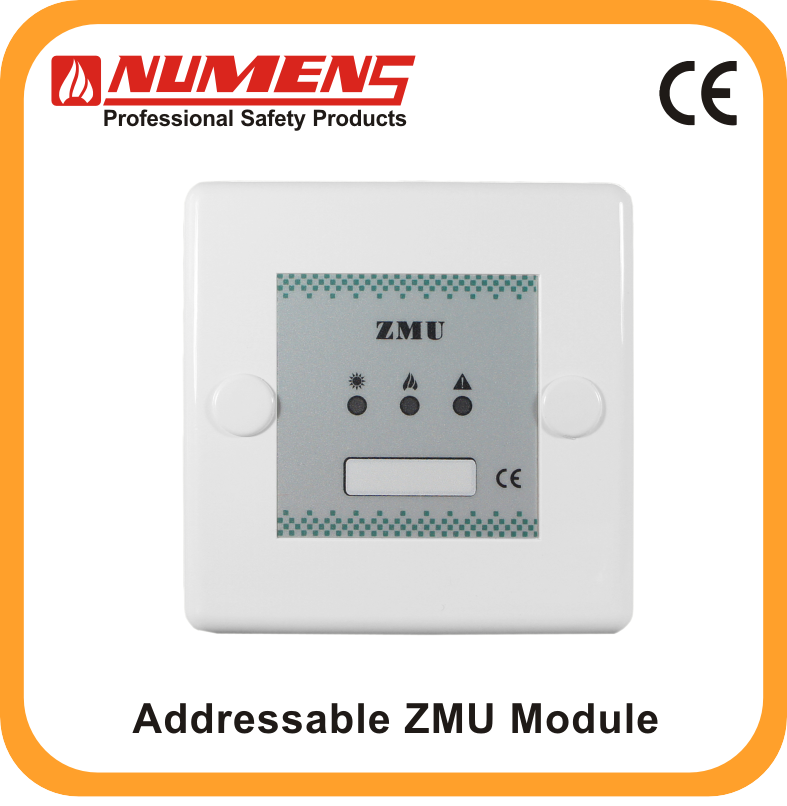China manufacturer addressable monitor input module first class
