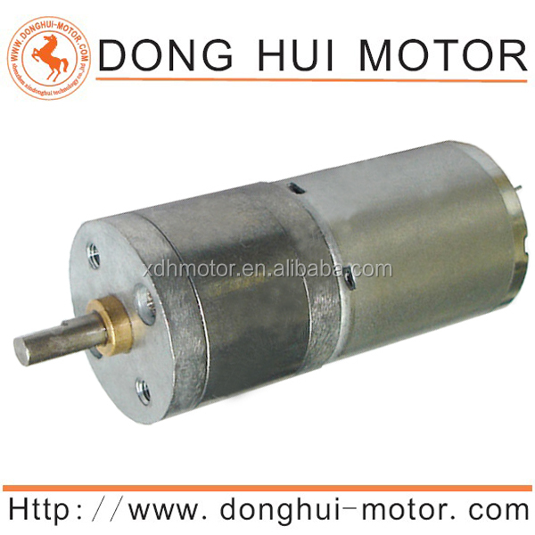 12v Dc Electric Geared General Motors High Speed And