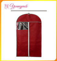 Wholesale high quality promotional foldable garment bag