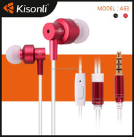 Cheap Earphone For Mobile MP3 MP4 Player Ear Pieces Ear Buds