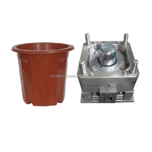 Injection landscaping flower pot mold