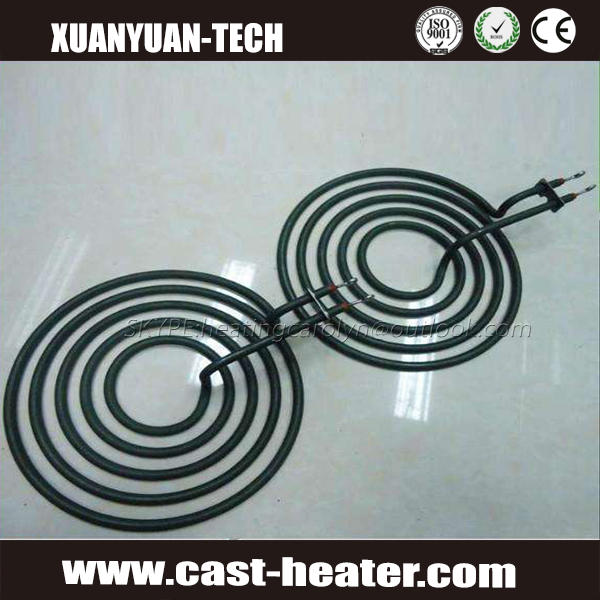range cooktop stove 8'' large surface burner heating element with tripod