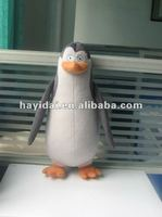 Licenced plush toys penguin