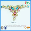 Beautiful Colorful Pearl Rhinestone Shoe Accessories