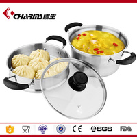 Electric dumpling steamer cooking pot stainless steel hole steamer