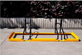 stainless steel bike rack, bike parking rack, bike standing rack