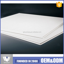 Factory sale supply new high-quality aluminum suspended ceiling 60 x 60cm aluminum lay-in ceiling tiles