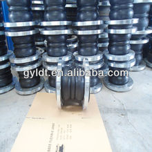 Flanged Rubber Joints for Pipe Lines