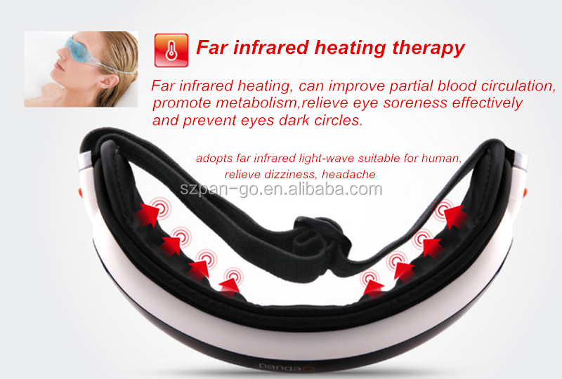 Hot sale remove wrinkles relaxing eye massage machine PG-2404G1