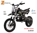 Cheap 125cc street spring powered motor pit bike