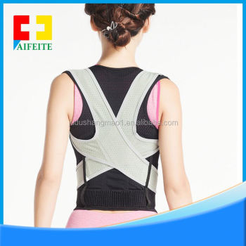 Posture body corrector back support shoulder braces