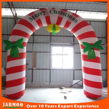 high quality inflatable arch for marathon with LED lighting