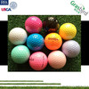 long durable hot selling bulk colored funny b&g sports golf ball