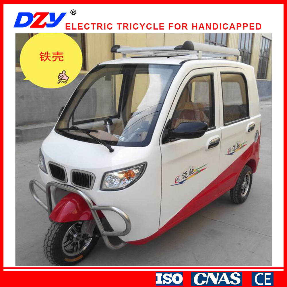 Popularity Explosion Classical three wheel electric tricycle for passenger