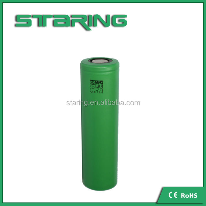 18650 2250mAh 10A High Discharge Lithium ion Battery Cell US18650V3 with tabs 3.7v 18650 battery