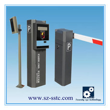 Full automatic electronic parking barrier,Remote control Access control parking system