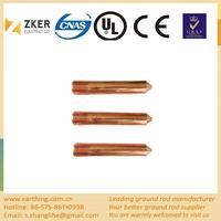 Top 10 Useful OEM Good conductivity tension dead end for ground wire