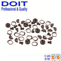 Professional Custom design industrial electric conductive silicone rubber o ring seals