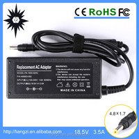5.5*2.5 laptop adapter for lg18.5v 3.5a