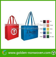Promotional Foldable Custom Non Woven Bag
