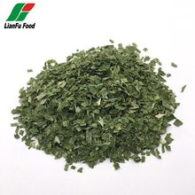 Air dried vegetables green onion flakes for instant noodle