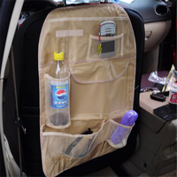 Wholesale car accessories seat covers bag storage multi pocket organizer travel organizer of chair
