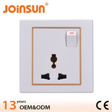 13A discount retractable electrical outlet