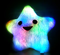 LED glowing pillows heart shaped pillow Top quality