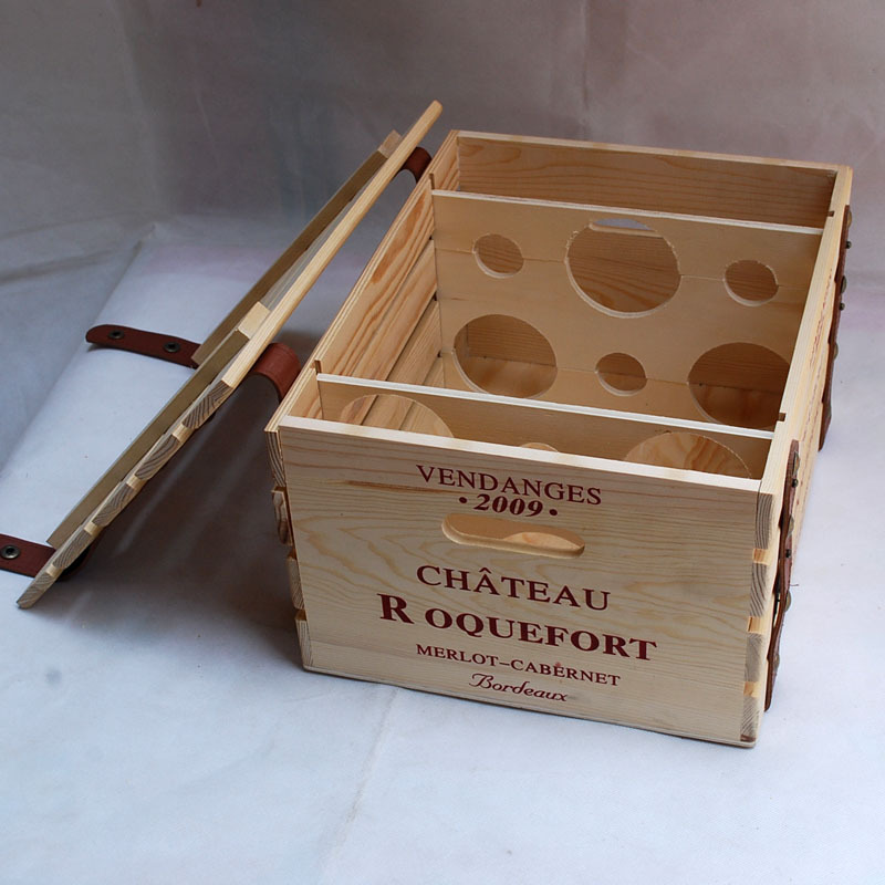 Wood vintage wine crates for wine boxes buy wood vintage for Where can i find old wine crates