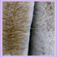 13mm short pile Vonnel velboa poly acrylic plush toy fabric faux fur imported fabric cheap wholesale fabric