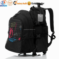 School Bag Sets With Trolley Backpack