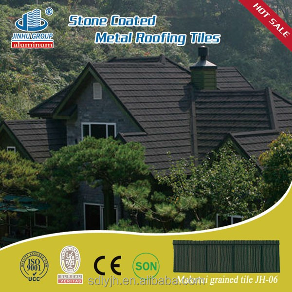 lowes metal roofing cost sheets/tile building materials hot sale Africa Market