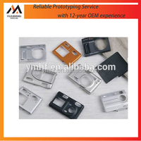 rapid prototyping digital camera spare parts