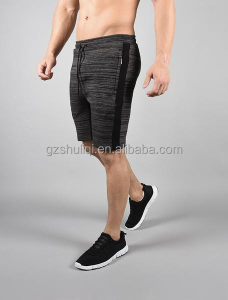 bermuda shorts men wholesale custom plain black and grey custom eco-friendly short shorts pants high quality with cheap price