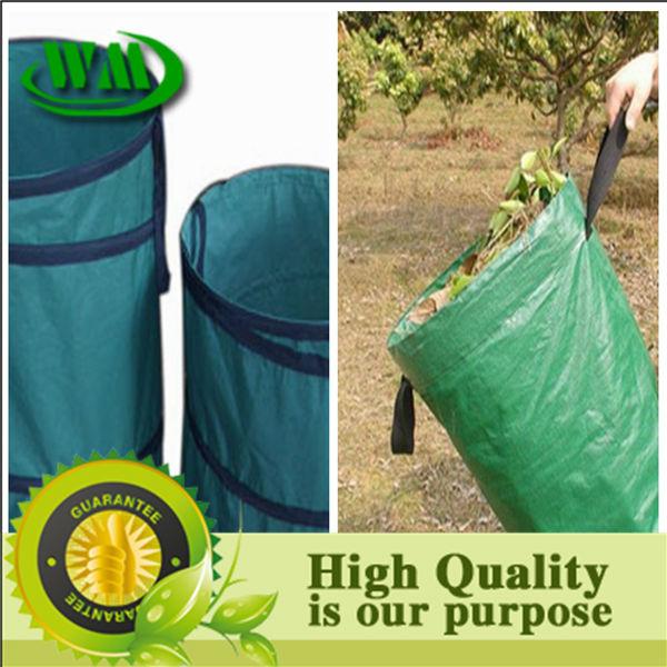 High Quality Plastic Pe Garden Waste Bag Buy Garden