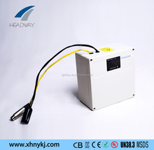 Headway lithium ion lifepo4 battery pack 24V 15Ah for electric wheelchair