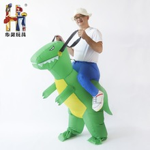 New Arrival Hot Selling Wholesale Inflatable Funny Mascot Walking Dinosaur Costume For Carnival