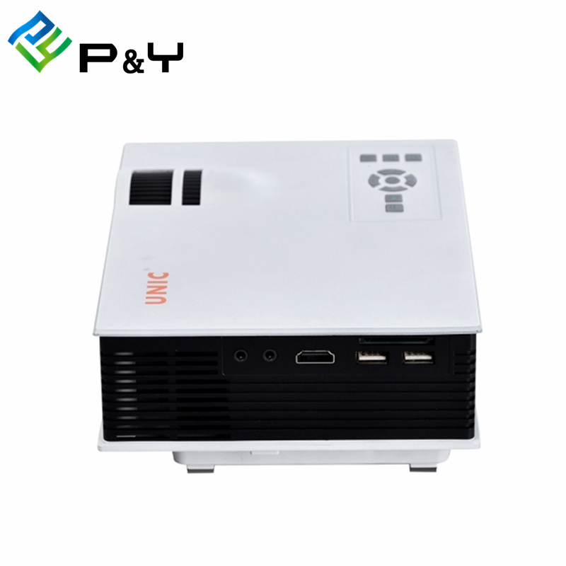 2017 Factory Supply Cheap Full HD 1080P 3D LED Ultra Short Throw Pocket Portable Mini Beam Projector