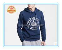 sweater pullover Men's long sleeve pullover hoodie print hoodie